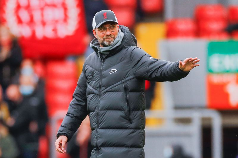 Liverpool manager Jurgen Klopp (Photo by Phil Noble - Pool/Getty Images)