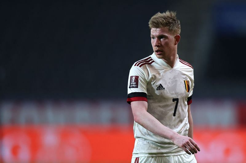 Belgium v Wales - FIFA World Cup 2022 Qatar Qualifier