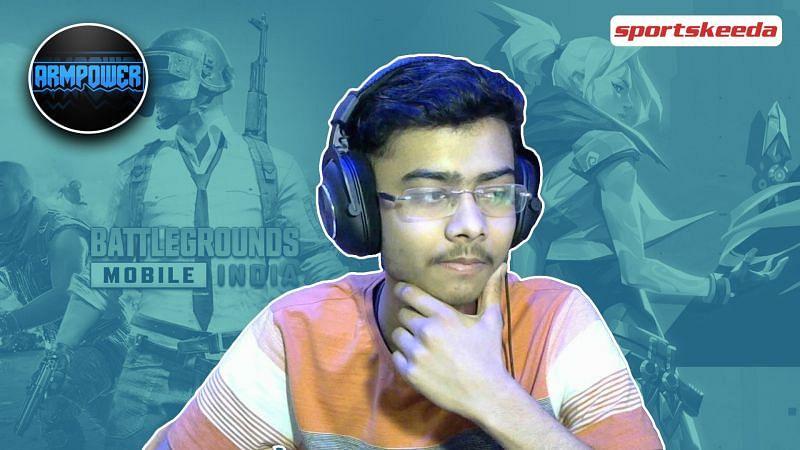 Akshat Gupta of ArmPower Gaming