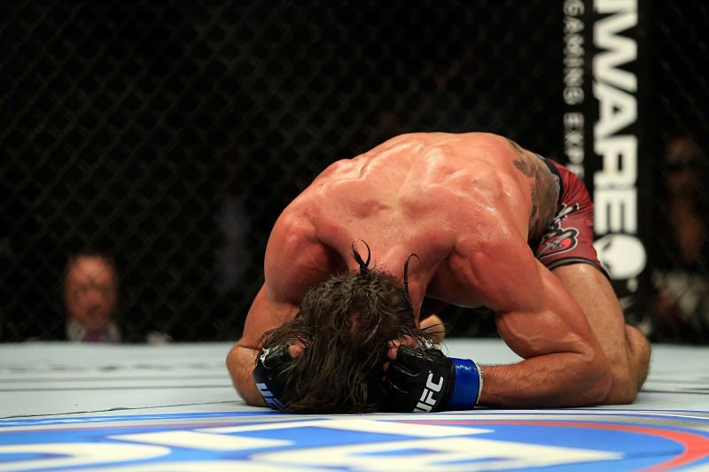 UFC 181 - Gordon v Samman