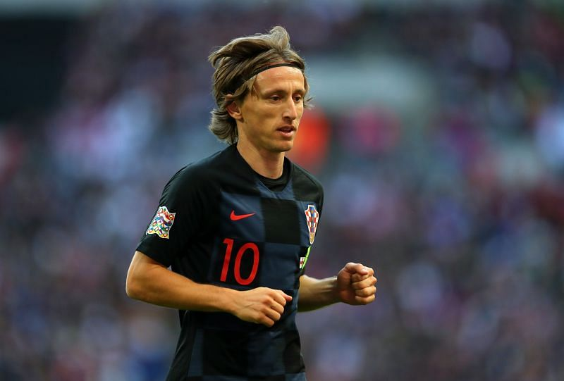 Luka Modric has defined the modern Croatia as a team and as a country