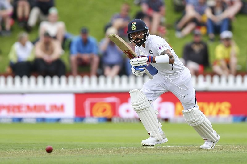 Virat Kohli will want to lead from the front with the bat in hand
