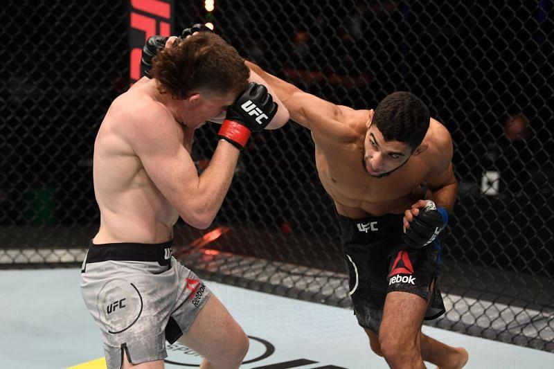 UFC Fight Night: Mullarkey v Ziam
