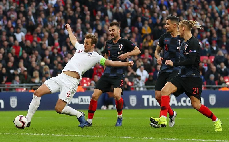 Can Harry Kane inspire England to victory over Croatia as he did in the 2018 UEFA Nations League?