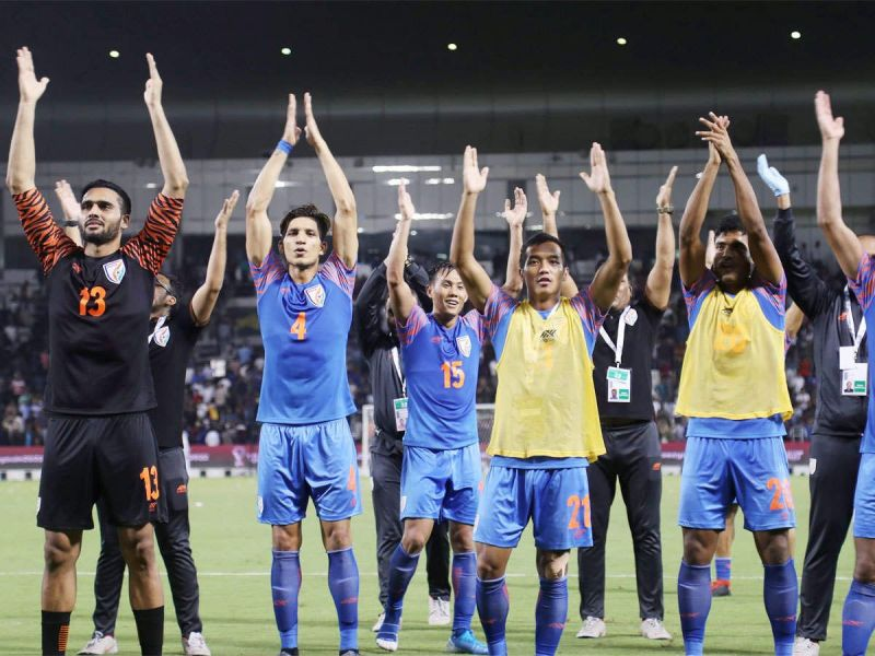 Indian football team vs Qatar: Where to watch and Live Streaming details