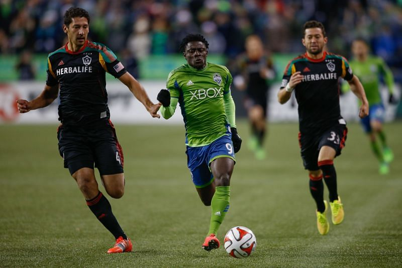 Los Angeles Galaxy take on Seattle Sounders on Sunday