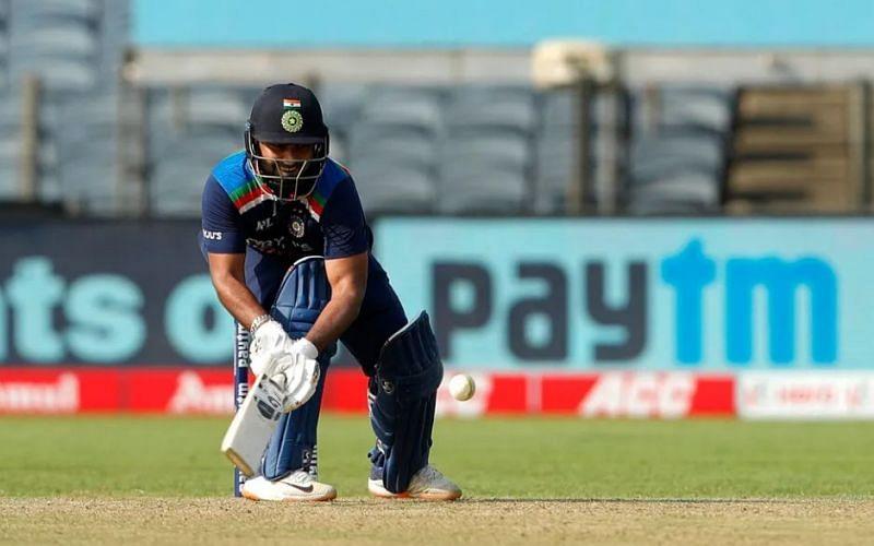ऋषभ पंत को भारतीय टीम की तरफ से 2021 में सबसे ज्यादा मैन ऑफ द मैच चुना गया