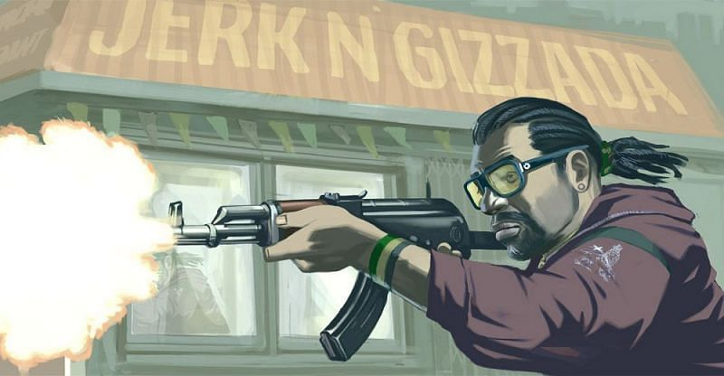 Little Jacob was a major GTA 4 character notably absent in GTA 5 (Image via Rockstar Games)