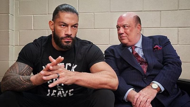 Roman Reigns and Paul Heyman became on-screen allies in August 2020