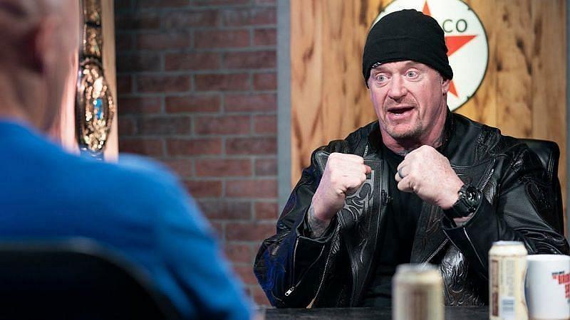 WWE दिग्गज अंडरटेकर को लेकर बड़ा बयान