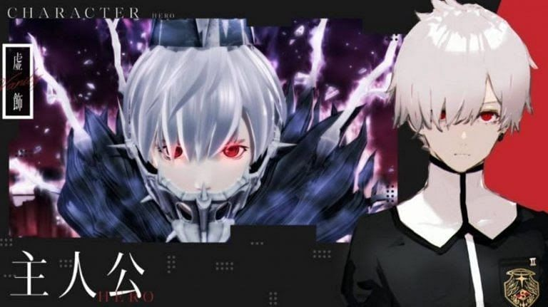 The main protagonist of Monark (Image via FuRyu and Lancarse)