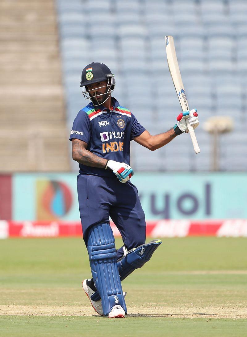 Shikhar Dhawan will captain Team India