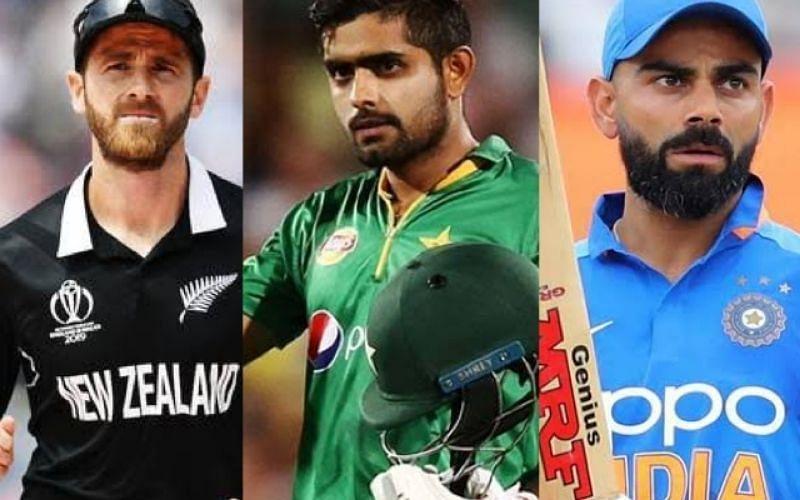 Kohli, Williamson and Babar are all equally world class according to Rashid Khan