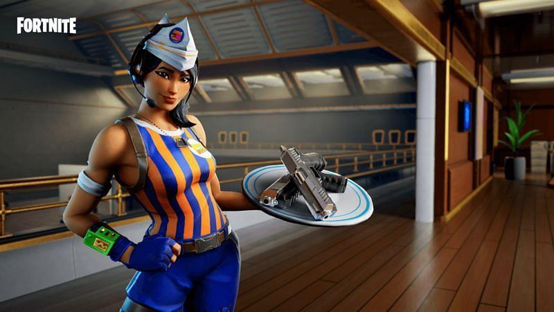 Fortnite Pro 100 code - 3424-1388-0947 (Image via Fortnite/Epic Games)