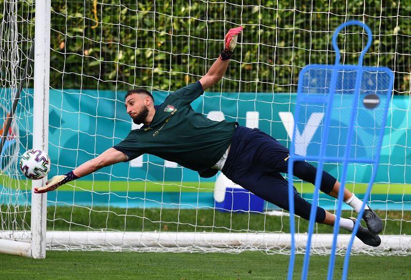 Donnarumma is an excellent goalkeeper