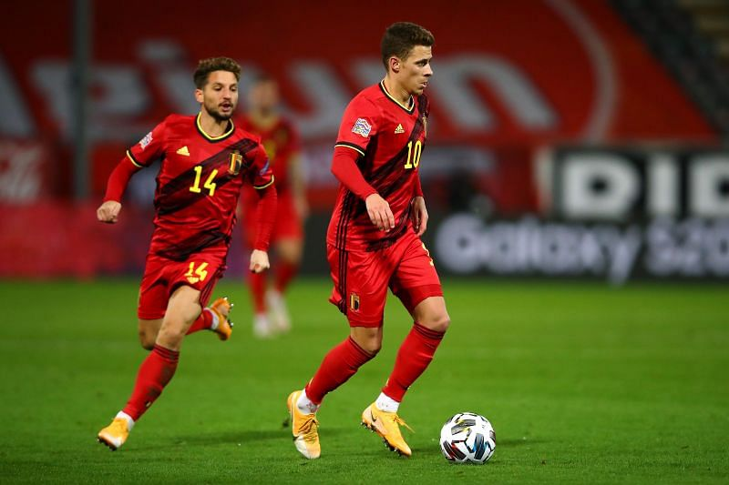 Belgium have a strong squad