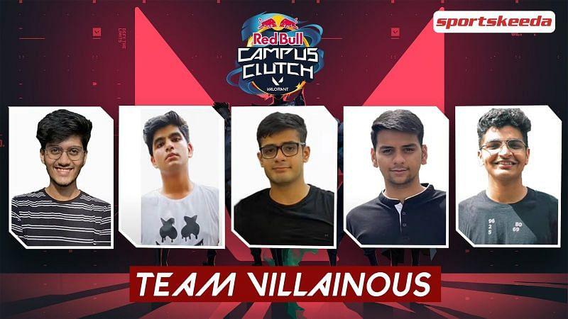 Team Villanious Imabge by Sportskeeda