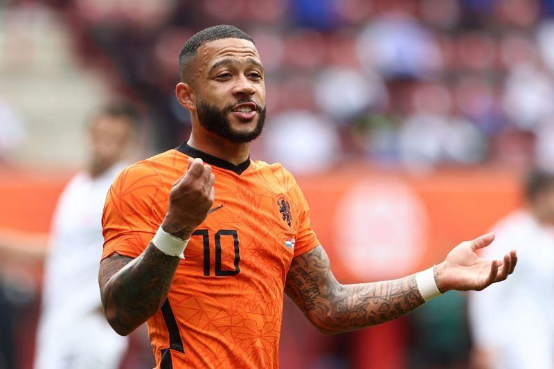 The Netherlands play Ukraine on Sunday