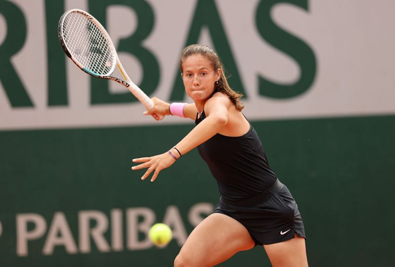 With a game suited for clay, it will be interesting to see how Daria Kasatkina fares on grass