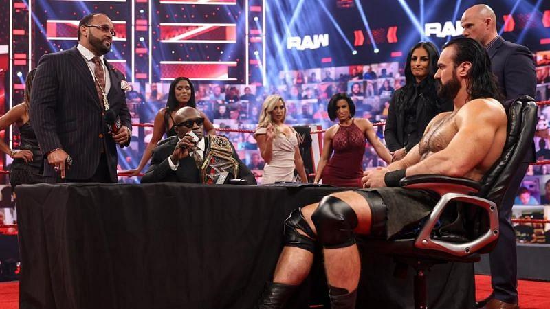 WWE रॉ (Raw) को हुआ फायदा