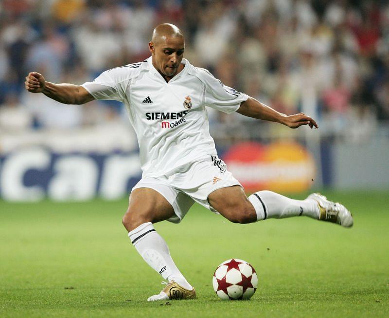 Roberto Carlos is one of the La Liga greats