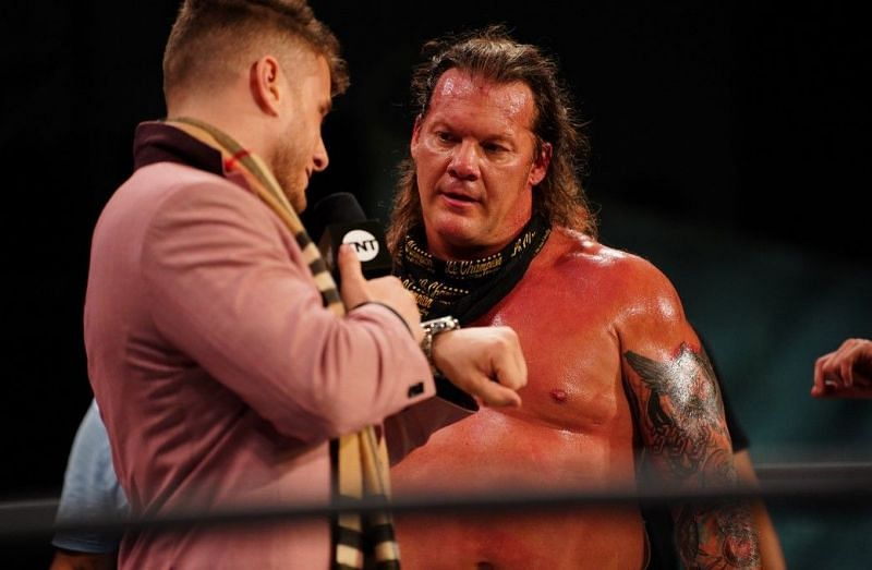 Chris Jericho and MJF but will either of them be leaving AEW soon?