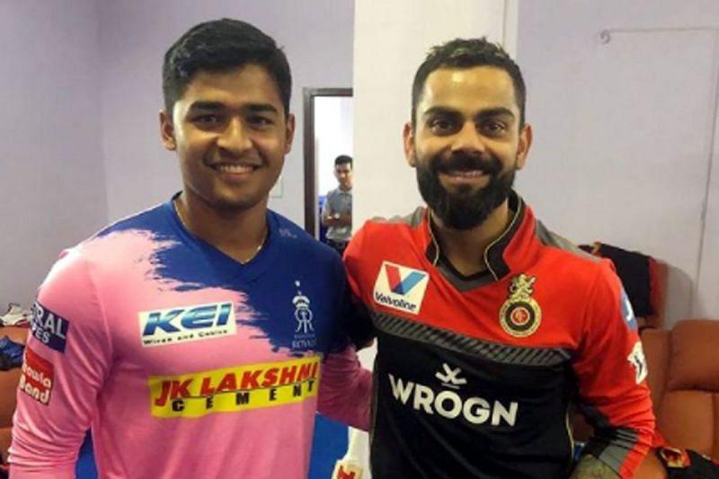 आईपीएल में रियान पराग राजस्थान रॉयल्स टीम का अहम हिस्सा हैं
