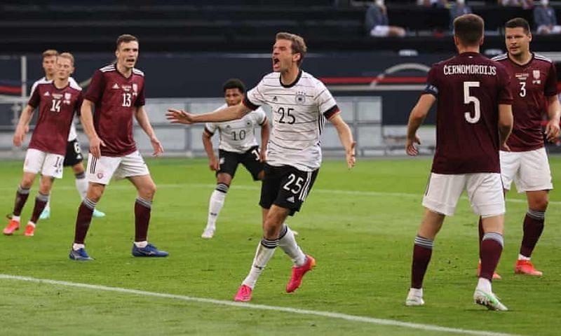 Thomas Muller is still Germany