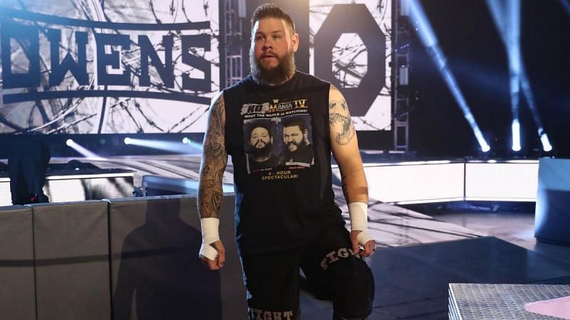 Will Kevin Owens win the Intercontinental Championship?