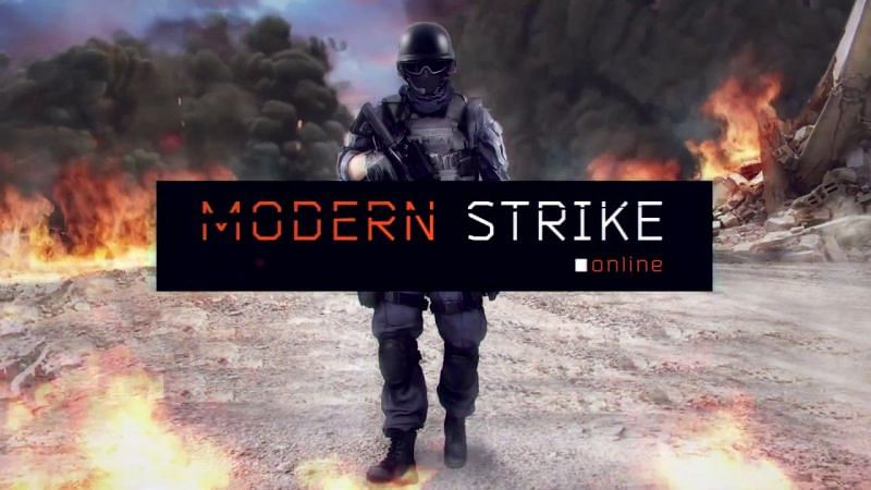 Modern Strike features 14 multiplayer maps. (Image via Azur Interactive Games, YouTube)