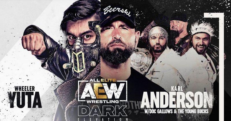 AEW Dark: Elevation.