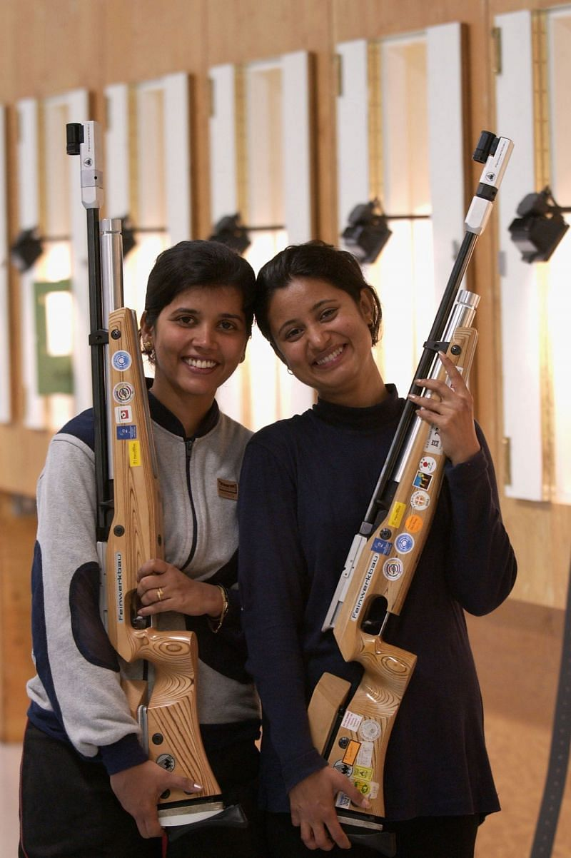 Anjali Bhagwat and Suma Shirur qualified for the finals of the 2000 and 2004 Olympics