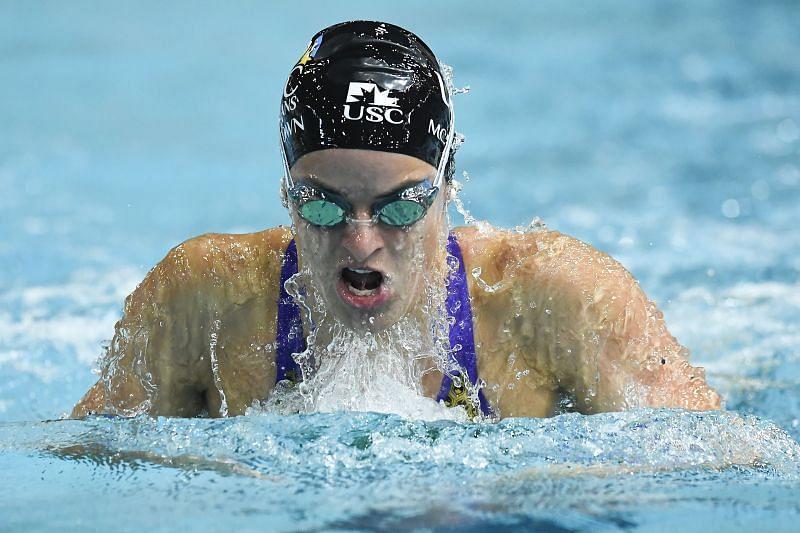 Australian Short Course Swimming Championships: Day 4