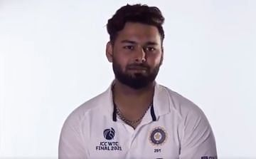 Rishabh Pant picked Adam Gilchrist as his favorite Test cricketer. Pic Credits: ICC Twitter