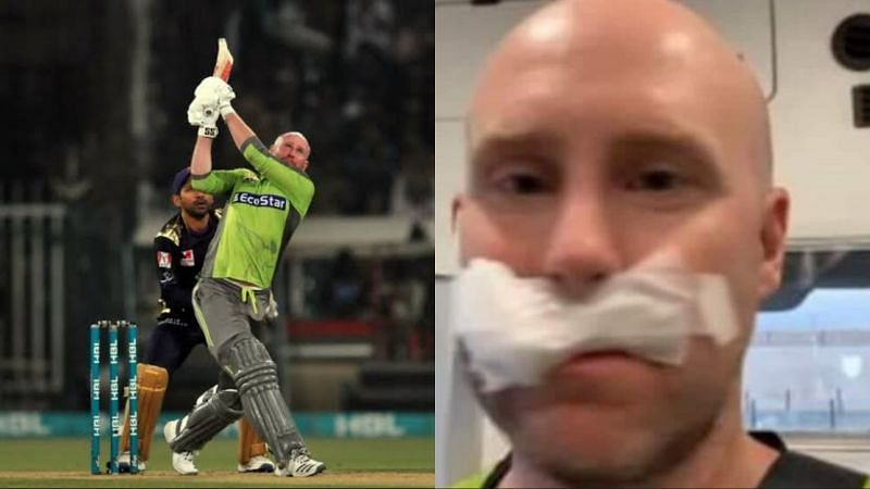 Ben Dunk is one of the overseas players of the Lahore Qalandars in PSL 2021