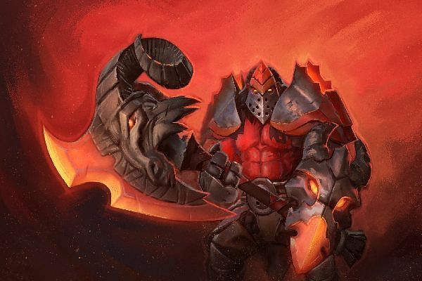 Axe's Counter Helix deals pure damage (Image via Valve)