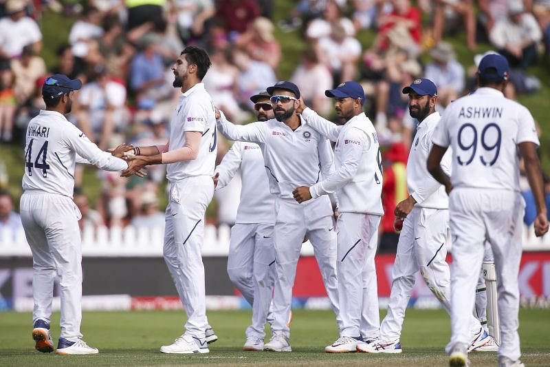 New Zealand v India - First Test: Day 2