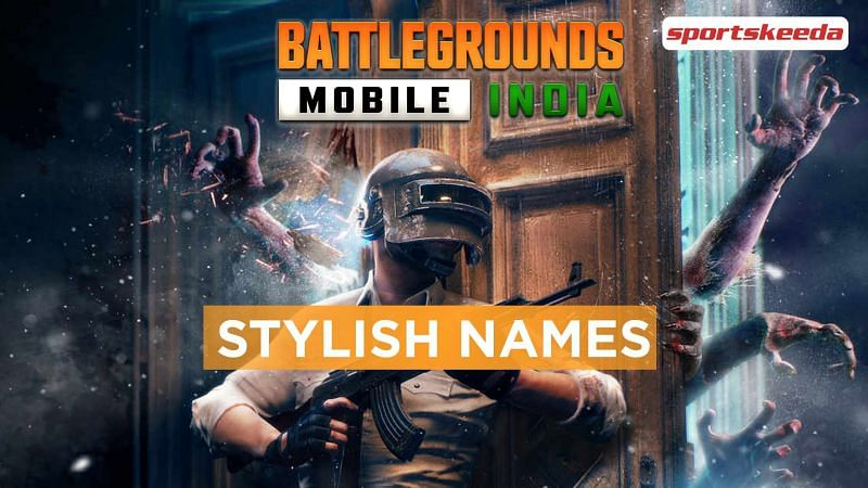 Players can get stylish and cool names for Battlegrounds Mobile India, as they did in PUBG Mobile and Free Fire