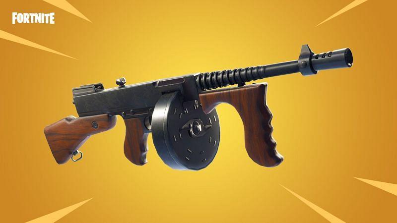 Drum Gun. Image via Epic Games Store