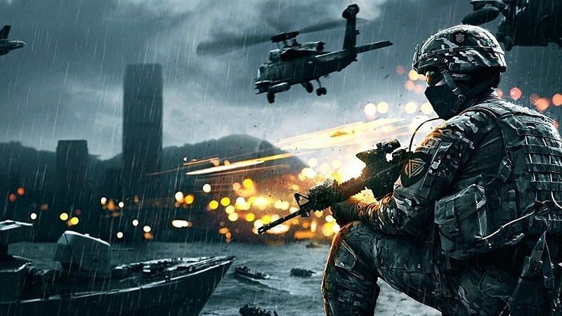 The recent Battlefield 6 teaser trailer confirmed the date of the upcoming launch trailer for the game (Image via Electronic Arts)