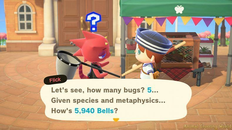 Each try costs 500 bells (Image via Animal Crossing world)