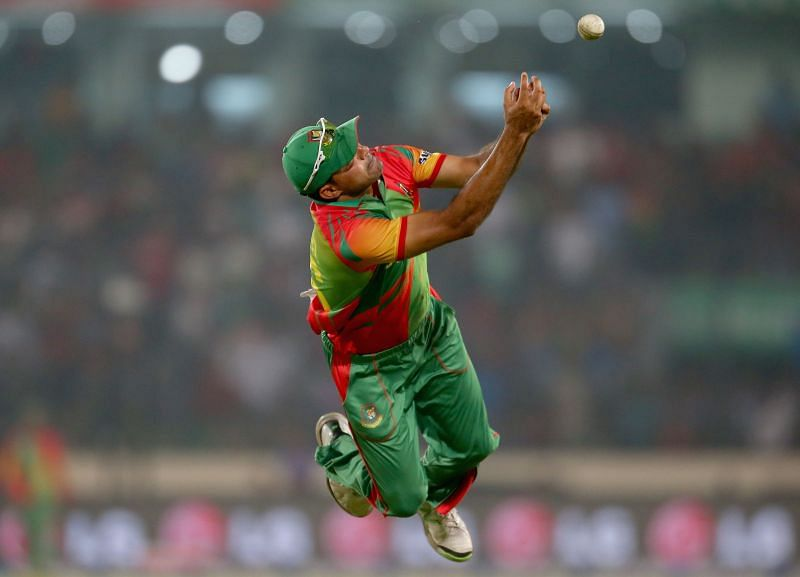 Ziaur Rahman represents SJDC in Dhaka T20 League 2021