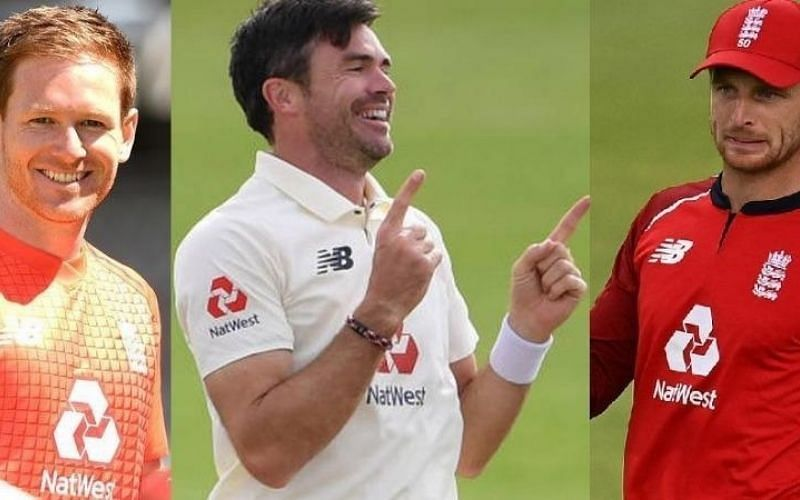 Morgan, Anderson and Buttler are facing scrutiny for their controversial tweets of the past