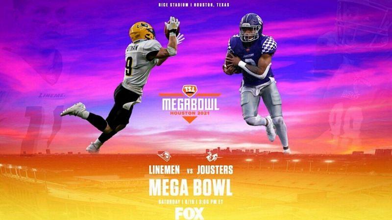 Linemen vs. Jousters Mega Bowl