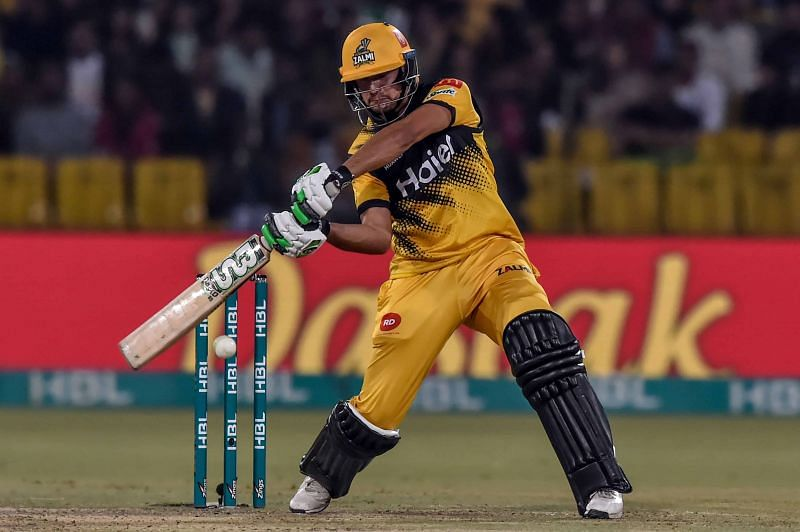 Haider Ali has been suspended from the PSL 2021 Final
