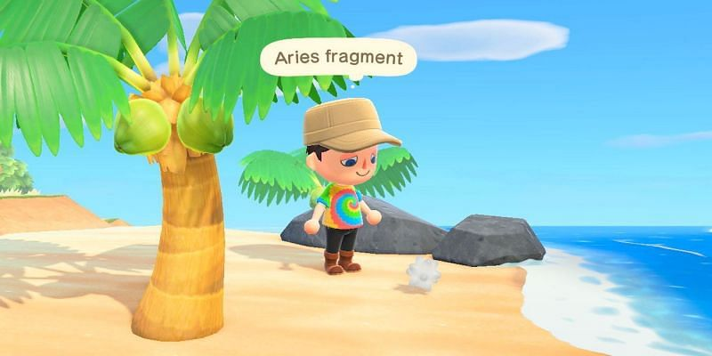 Aries fragment can be found between March 21st to April 19th (Image via GoNintendo)
