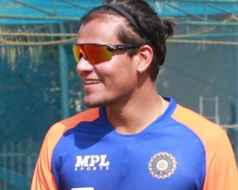 Rahul Chahar (PC: BCCI)