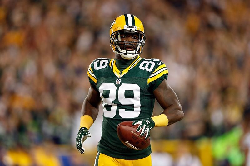 Green Bay Packers former WR James Jones
