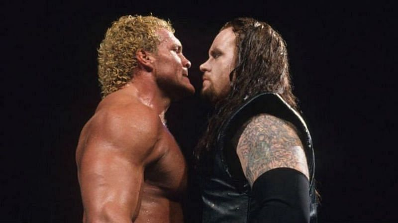 Sid Vicious and The Undertaker