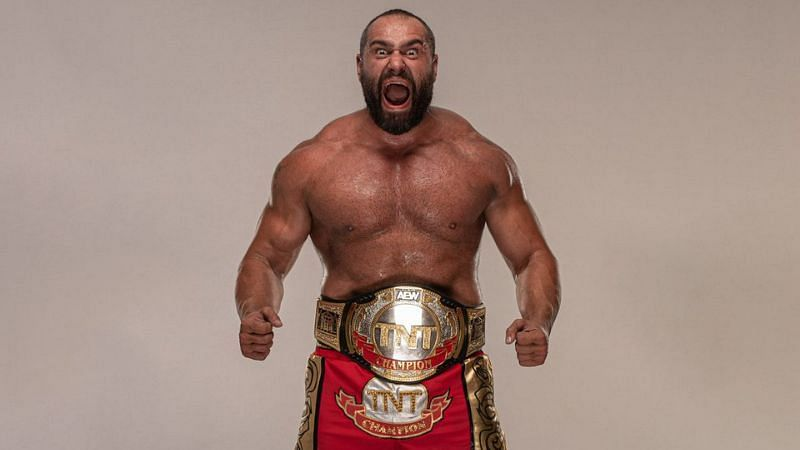 Miro is the current AEW TNT Champion